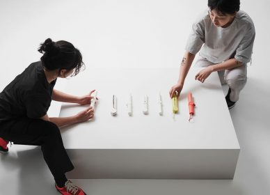 Jiyoun Kim Studio Takeout-4 leManoosh Industrial design Blog
