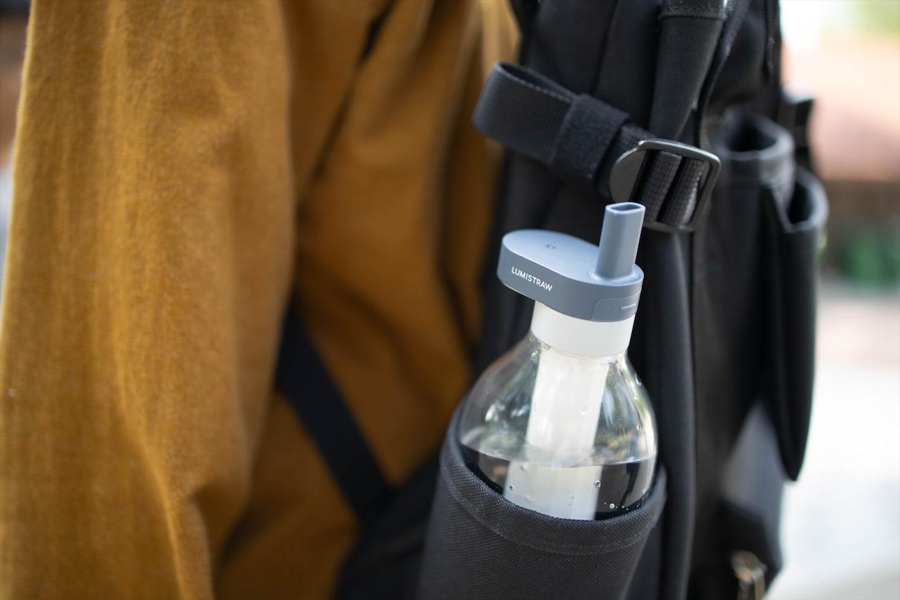 LUMISTRAW Bottle