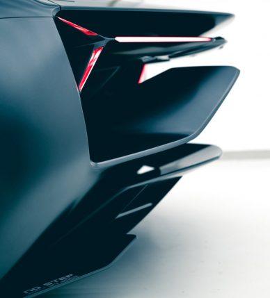 Lamborghini Terzo Millennio back