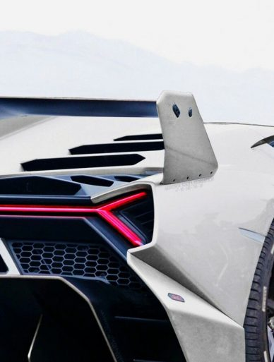 Lamborghini light