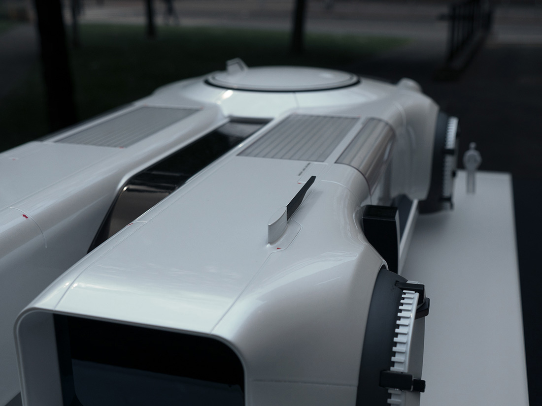 Land Rover ARC Antarctic Research Concept BA Thesis