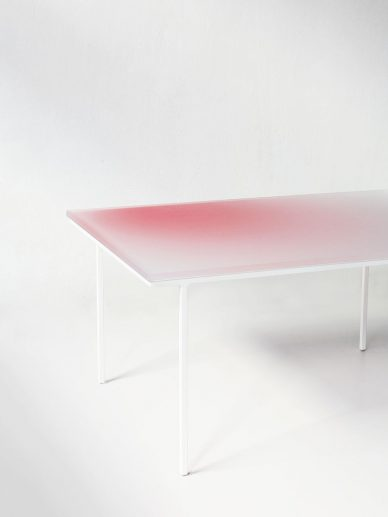 Antje Pesel Layer table