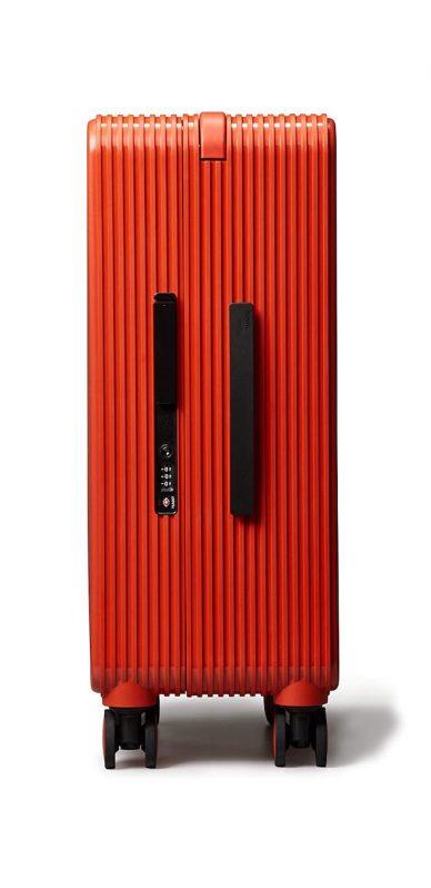 "Tuplus Line 26"" Hardside Suitcase leManoosh Industrial design Blog"
