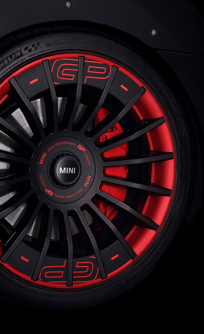 MINI JOHN COOPER WORKS GP CONCEPT for Chapter Magazine