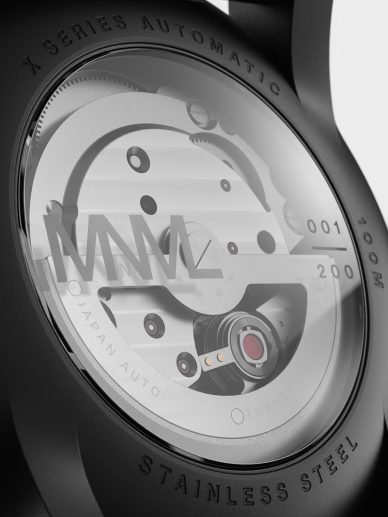 MNML X Series Timepieces