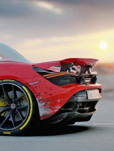 McLaren 720 S Speedster