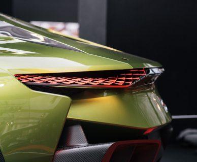Minol Patrice Concept car