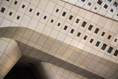 China Nanjing Youth Cultural Center by Zaha Hadid Architects