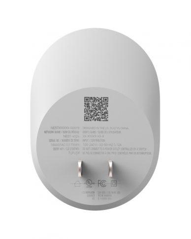 Nest alarm system Plug