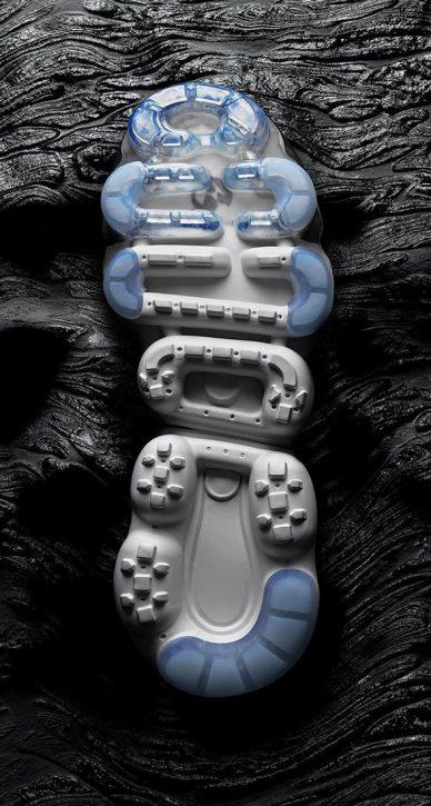 Nike rubber sole