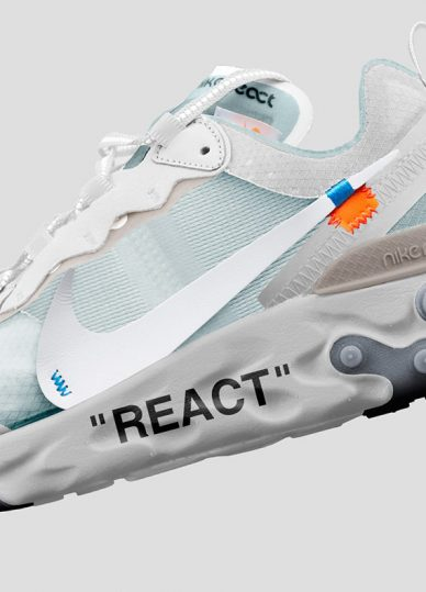 Nike React Element 87 Concept by DBDS