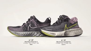 Nike ZoomX Invincible Run by Charles Han - leManoosh Industrial design Blog