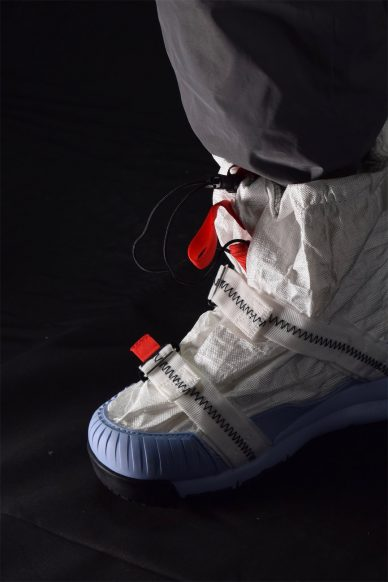 Nike x Tom Sachs Mars Yard Overshoe Commercial leManoosh Industrial design Blog
