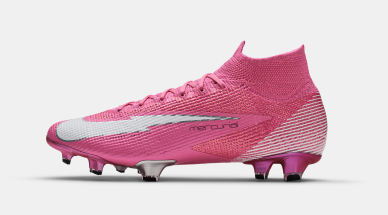 Mbappé's Mercurial Superfly Rosa