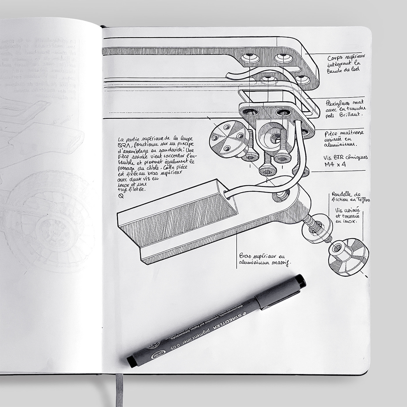 ORA Gaëtan Francq leManoosh industrial design blog and online courses