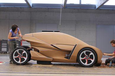 Opel Rak e Concept 2012