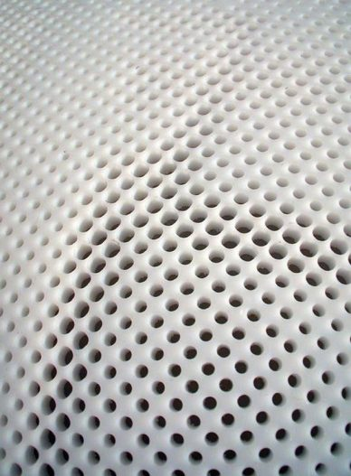 image of Perforated Acrylic parametric