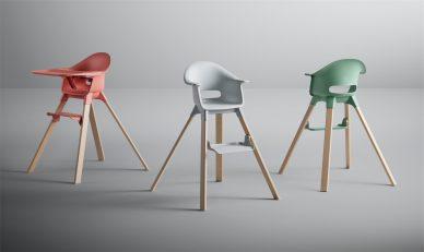 Permafrost Clikk Baby Chair