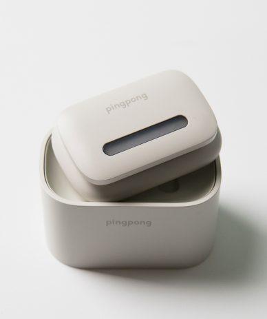 Pingpong Dog