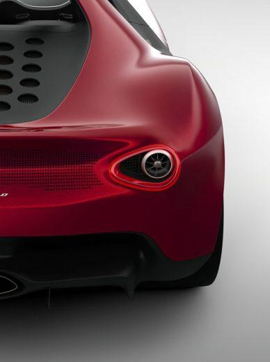 Pininfarina Ferrari sergio concept Engine Vent_2013 light