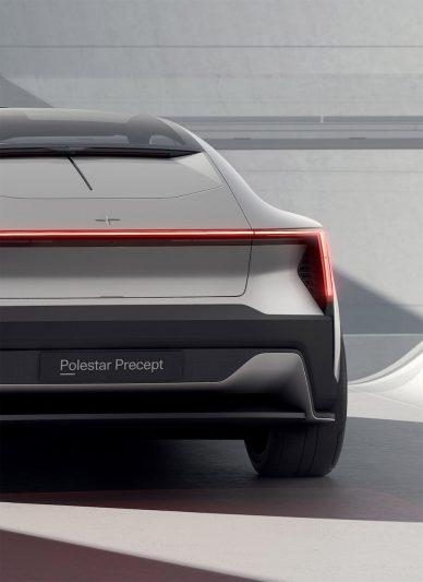 Polestar Precept Concept 2020