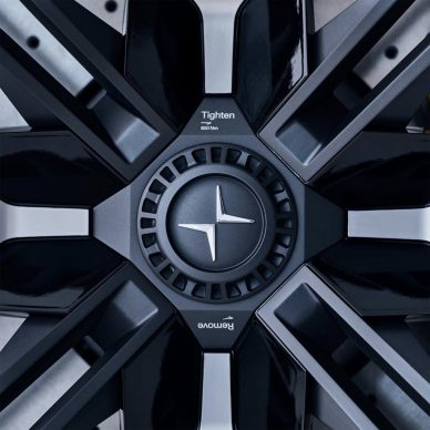 Polestar wheel