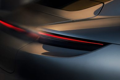Porsche Taycan 4S Niklas Axelsson