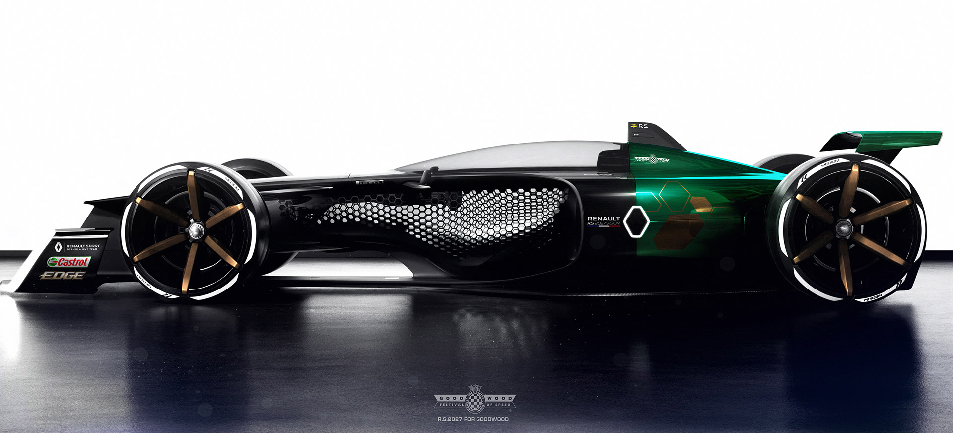 Renault RS 2027 Vision Concept FOS