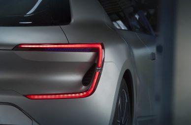 Renault Symbioz rear light