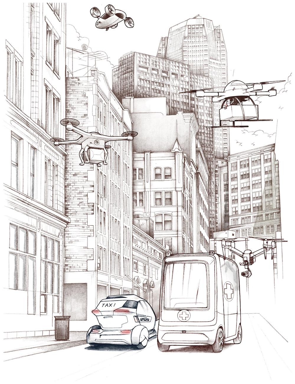 Retina magazine cover Oscar Llorens leManoosh industrial design blog and online courses