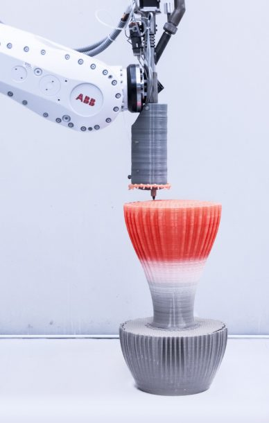 Robotica by Ross Lovegrove for Nagami prototype C