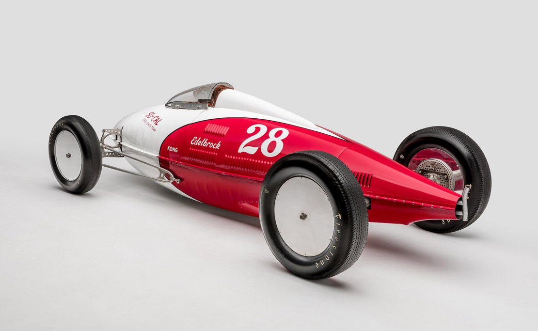SO CAL Speed Shop Special Belly Tank Racer The Lakester Taill