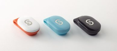 STEPP Running Sensor by Office for Product Design