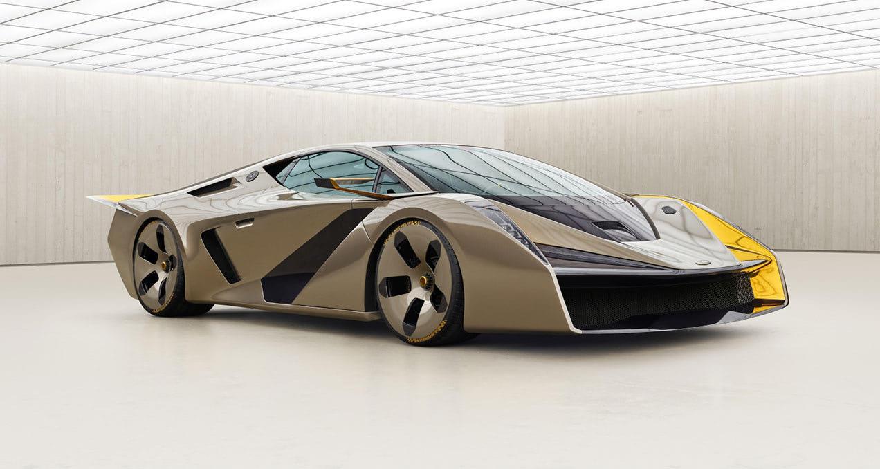 Salaff C2 Supercar