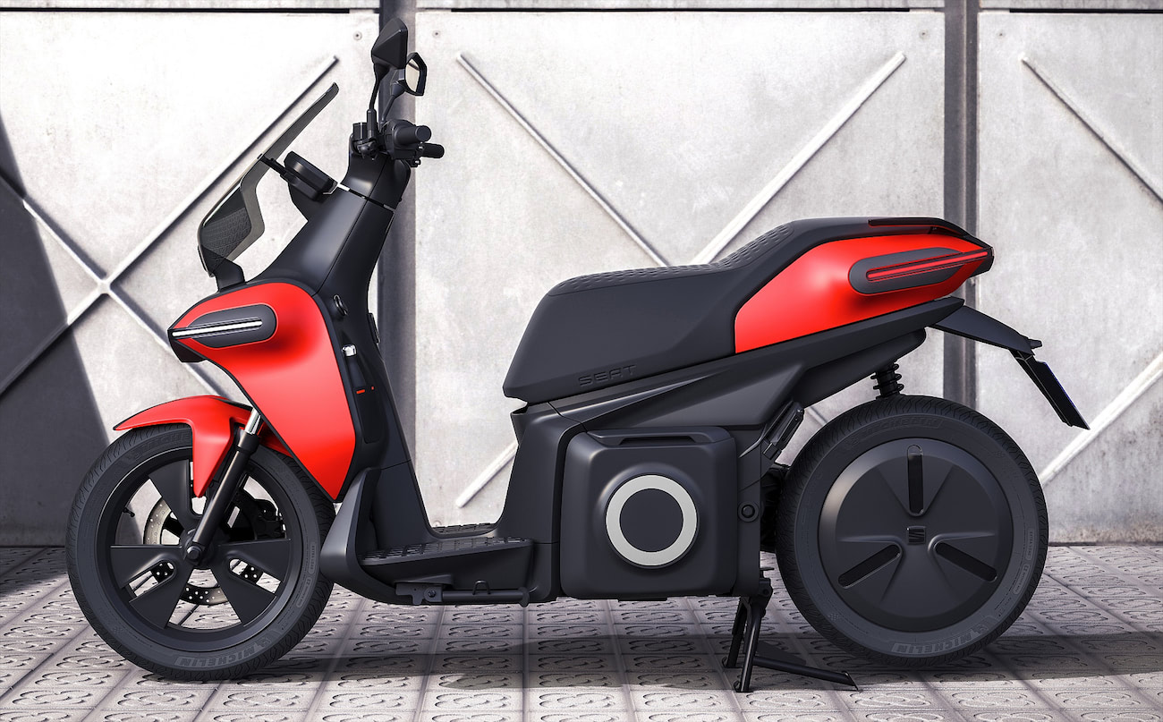 Seat e Scooter