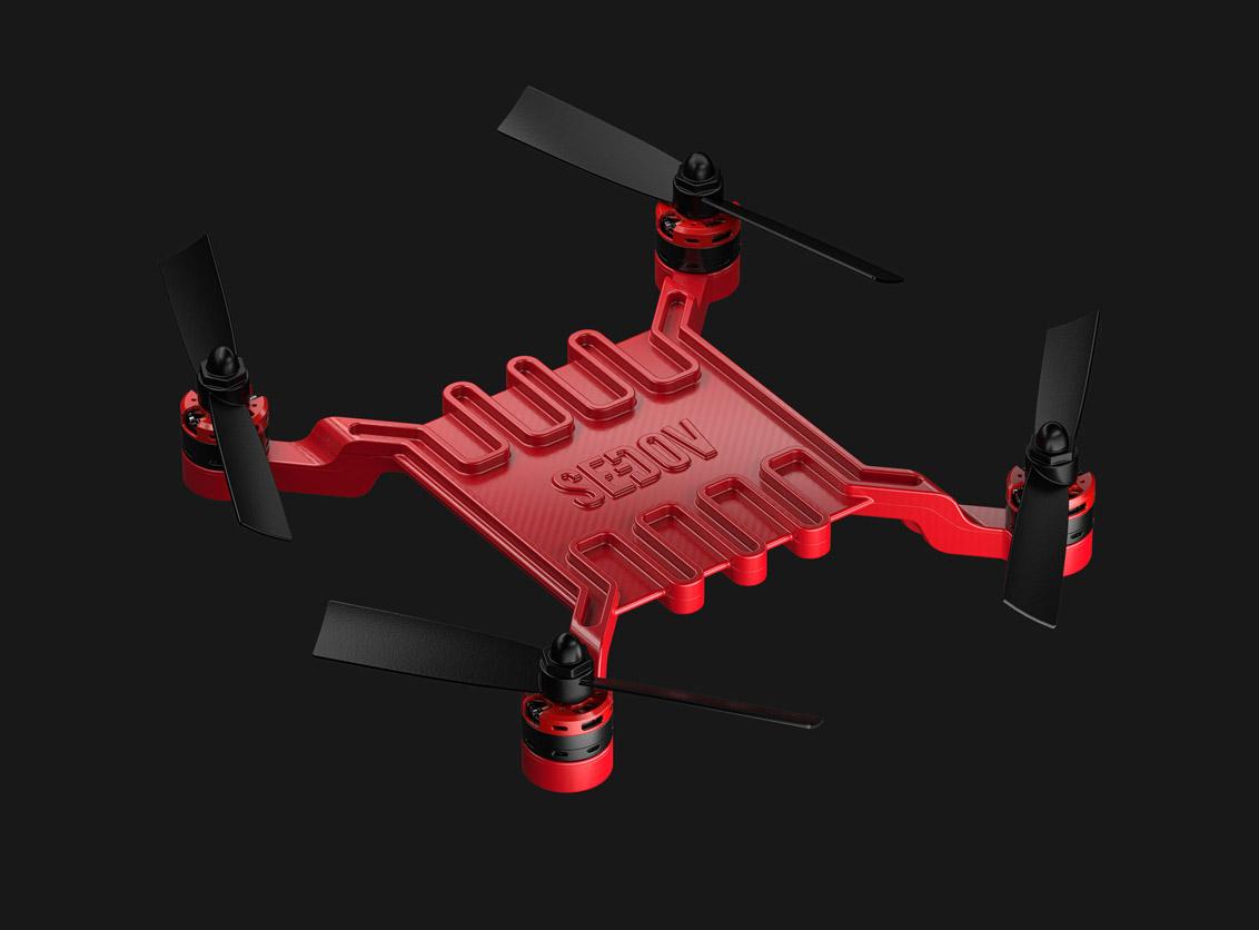 Sedov D2 Drone