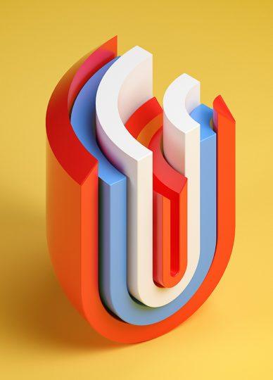 Serafim Mendes 3d rendering