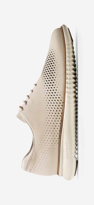 beige shoe colehann
