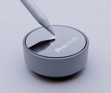 Simon pavy Apple x Procreate Concept