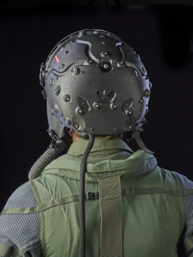 Striker II flight helmet