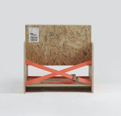 TEMP Chair jooho young leManoosh Industrial design Blog