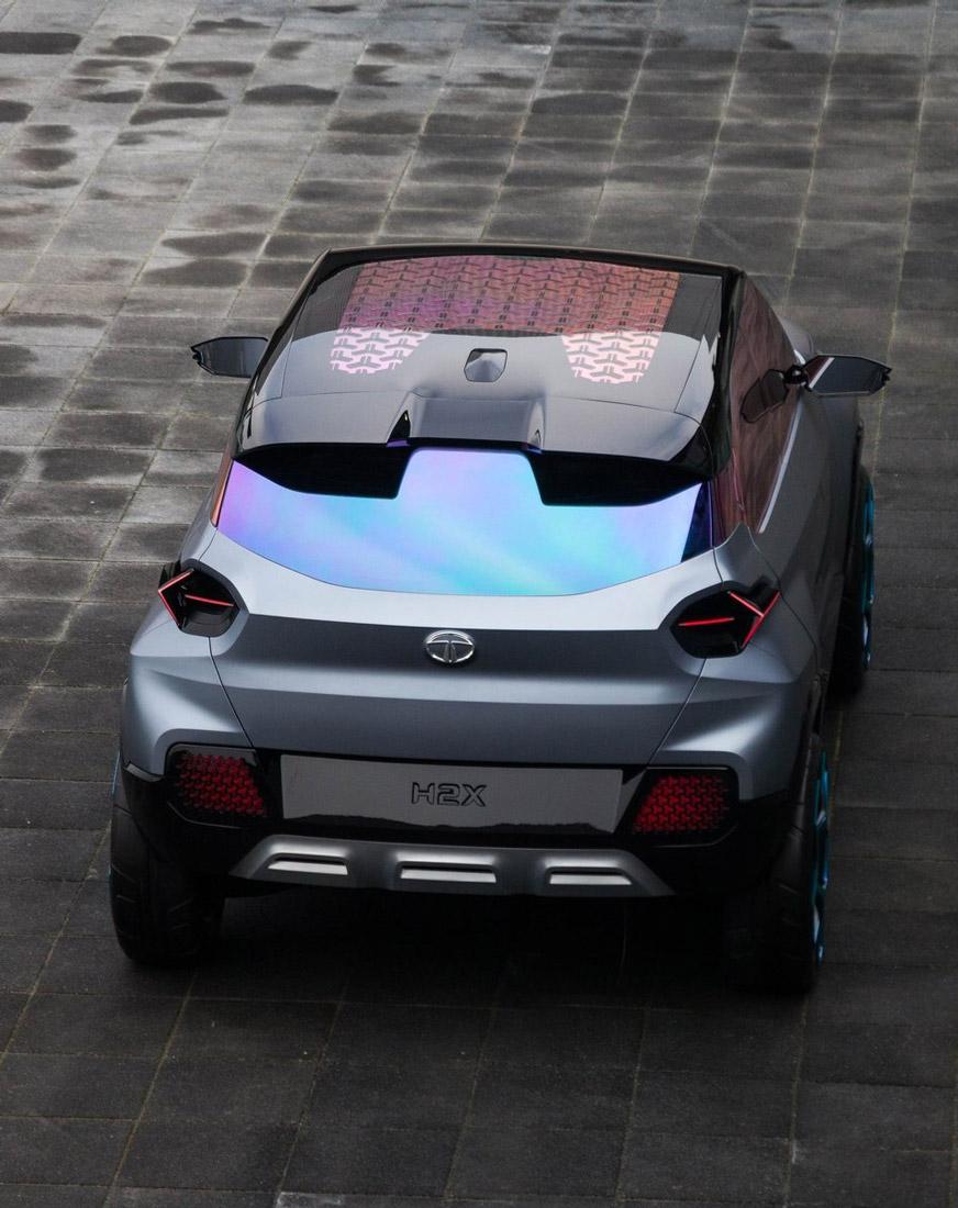 Tata H2X Concept 2019