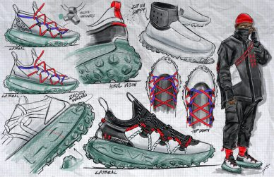 Under Armour HOVR Summit Fat Tire leManoosh Industrial design Blog