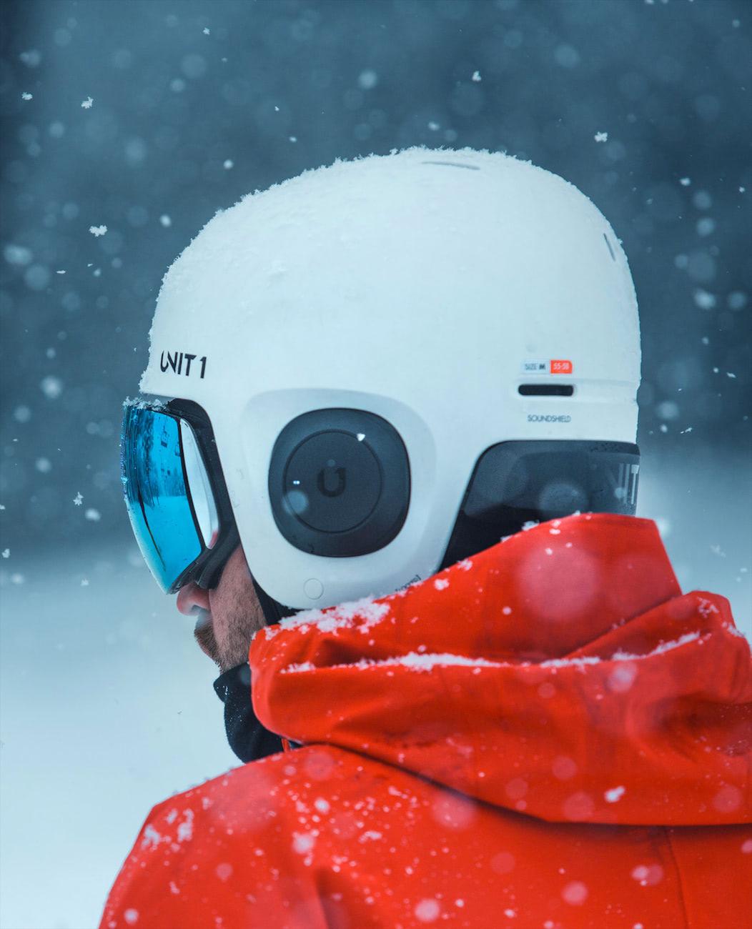 Unit 1 Snowboard Helmet