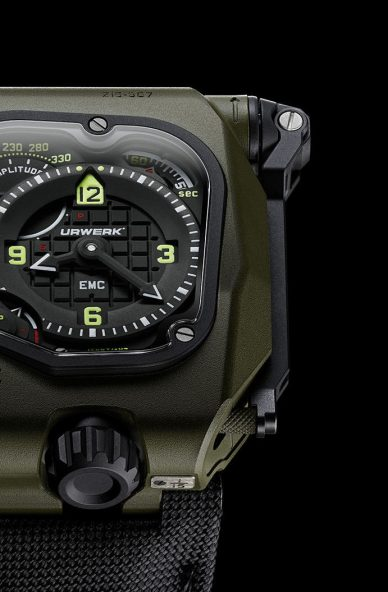 Urwerk EMC Time Hunter