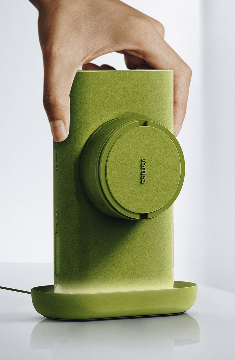 Vertica camera