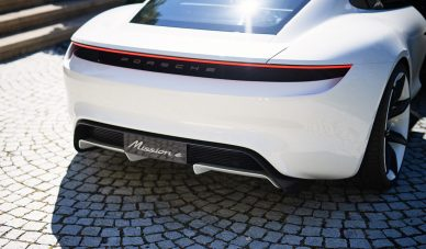 Victor Jon Goico Porsche Mission E
