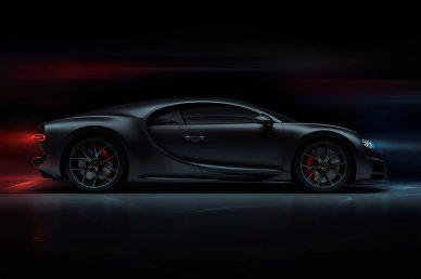 Bugatti Chiron // CGI by Vista Diferent