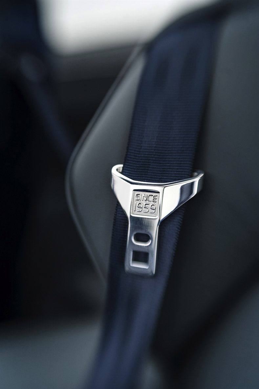 Volvo Concept Coupe New P1800