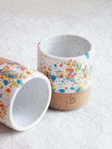 Sprinkles Speckled Small Mug